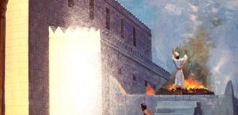 I sacrifici nella Torah